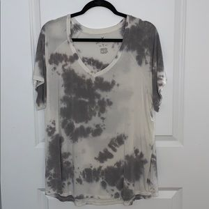 American Eagle tie dye soft and sexy tee